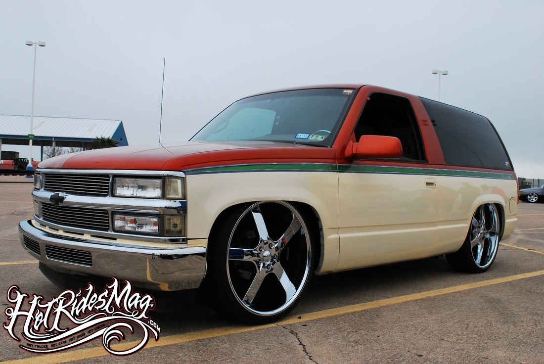 Tahoe chevy 2 door tahoe : How about some pics of 2WD 2DR Tahoe/Yukons - Page 21 - The 1947 ...